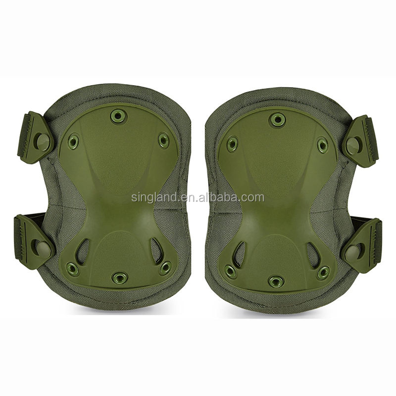 Military Army Tactical Hard X Knee Pads Protective Gear Tactical Knee Pads