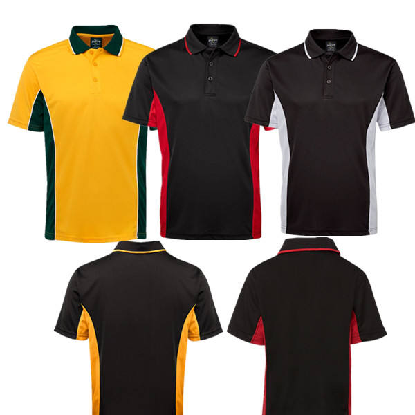 CP1701 2020 Free Sample Polo Contrast T-shirt Polo for Promotion,Sports Polo with Dri-fit mesh fabric