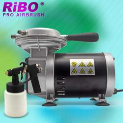 Hot sale machine made in China high quality airbrush compressor kit best automatic wall painting machine