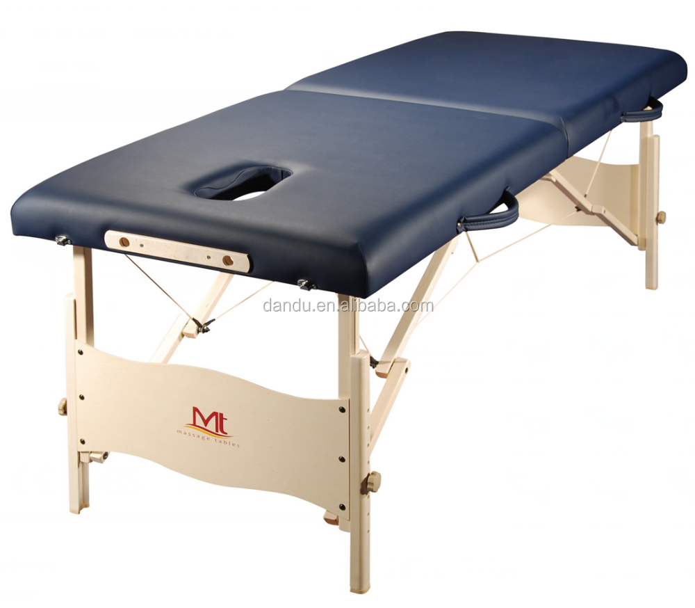 """Embrace"" Portable Massage Table SpaテーブルFacial Bed"