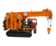 3T foldable used crawler crane in japan with CE certificate