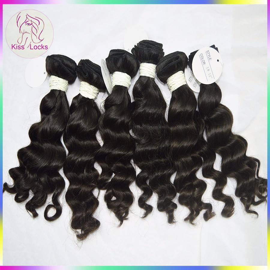 "2020 New Trendy Products Unprocessed Wholesale Virgin Persian Hair 6""-36"" Loose Deep Wave Fashionable Style Free & Fast Shipping"