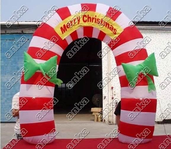 Надувные небольшой, Красивая, Дешевые, Прекрасный рождественский арка