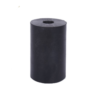Vibration screen silicone rubber spring damper