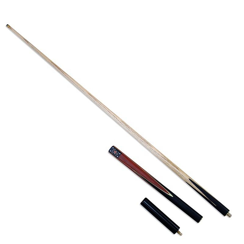 HJ Sport 3/4 Billiard Snooker Cue Sticks With Handmade 57 Inch Size and Extension