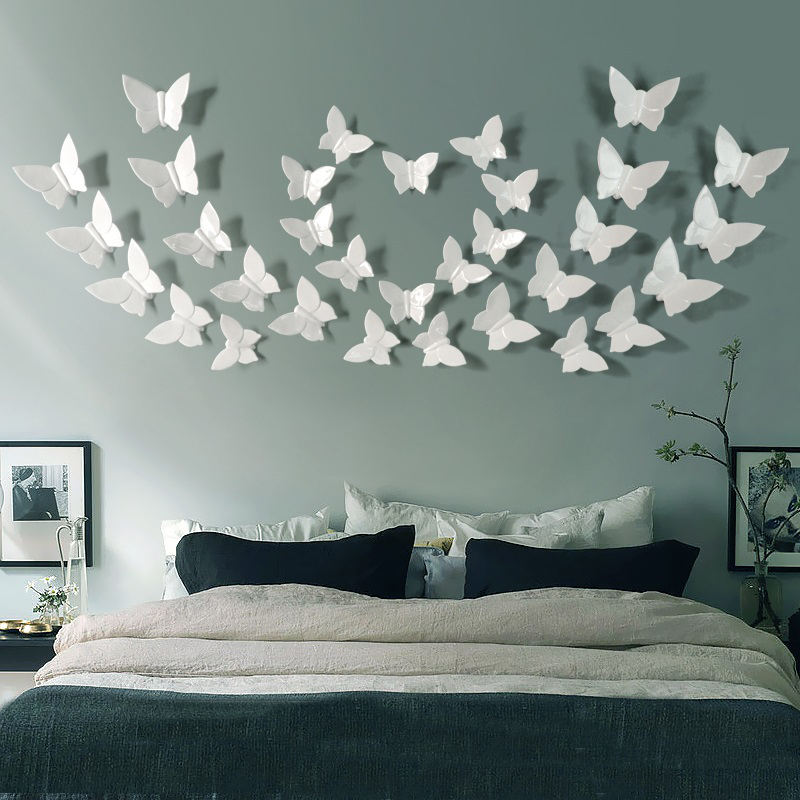 Muur art resin wall art butterfly art sculptuur