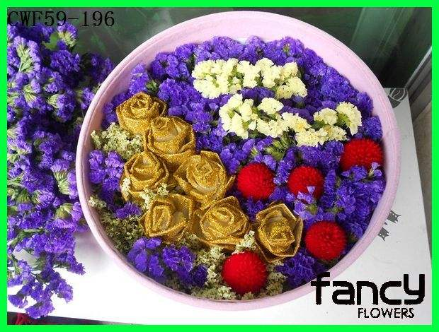 New product preserved flowers for Valentine's Day and Mothers' Day high quality dried roses mixed strawberry for sale