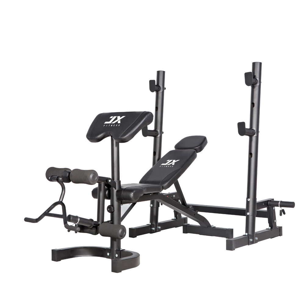 JunXia 2018 Hot Sale Fitness Equipment Weight Bench Gym Machine Indoor Home Use Exercise Equipment