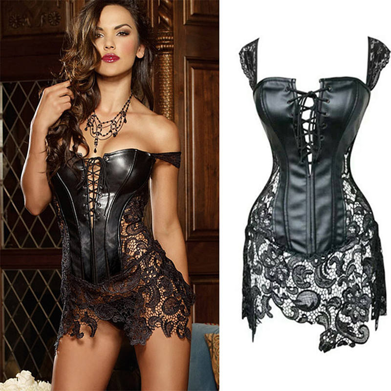 Vedolay Lingerie For Women For Sex, Womens Sexy Women Girl Plus Size Lingerie Corset Lace Underwear One Piece Pajamas