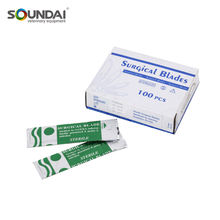 Wholesale Medical Consumption Sterile Surgical Scalpel Blades
