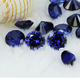Sapphires Hot Selling Synthetic Sapphires Blue Corundum Stone