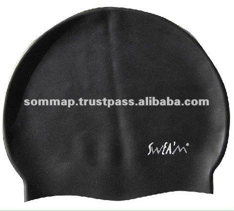 Adults Silicone Swimming Cap from France