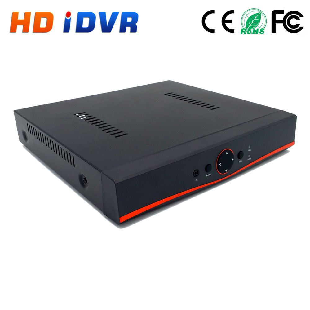 TVT DVR 8 ch cctv keamanan sistem software full hd p2p cms gratis 5 in 1 hybrid DVR HD