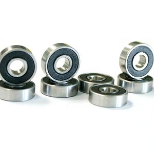 6x13x5 mm 10 Pcs Rubber Ball Bearing Bearings YELLOW 6*13*5 686RS 686-2RS