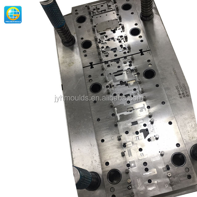 Metal [ Die Progressive ] Punching Mould Customized Parts Punching Die Progressive Stamping Die Mould