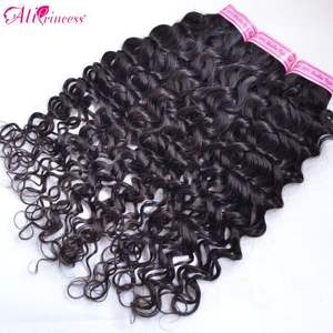 Spiral curl ชุด Peruvian Human Hair Extension