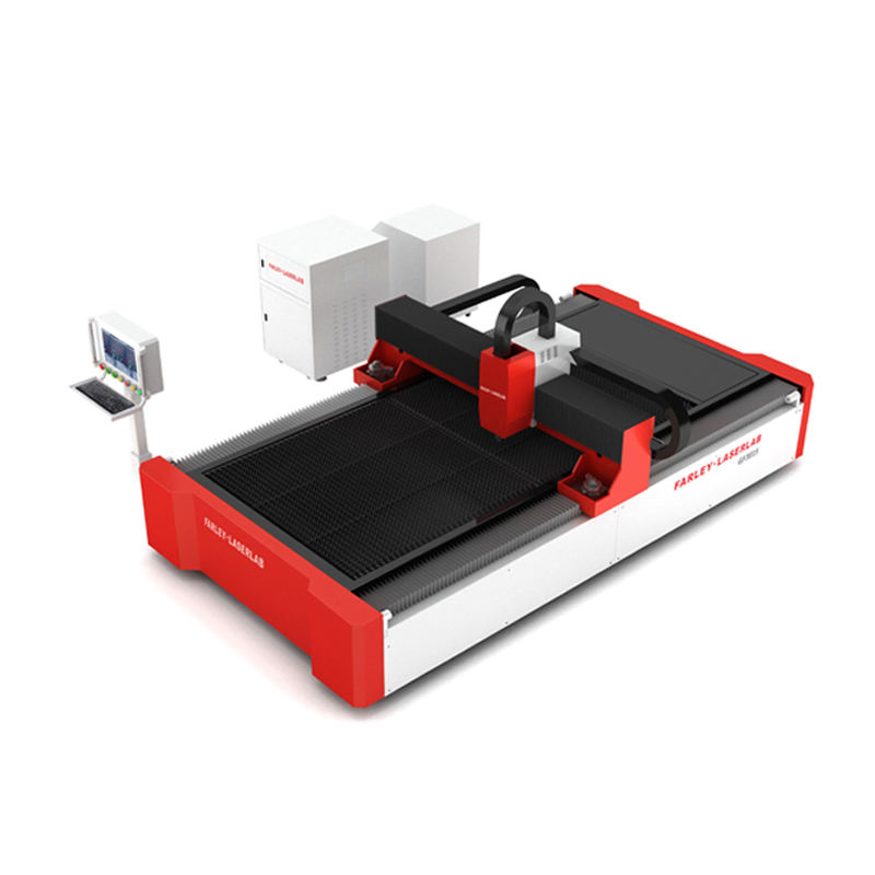 0640 portable smart cnc laser metal cutter for aluminum ss black steel carbon steel cutting