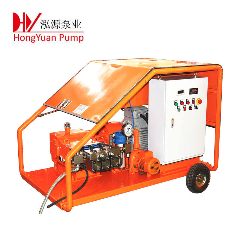 1000Bar 20L/M Heavy duty Hydro jet high pressure cleaner