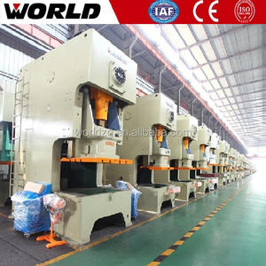 JH21-80T C-Type Hydraulic Press for bearing and seal fitting