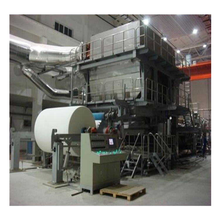 China manufactures paper mill automatic toilet paper making machine tissue for china paper machine