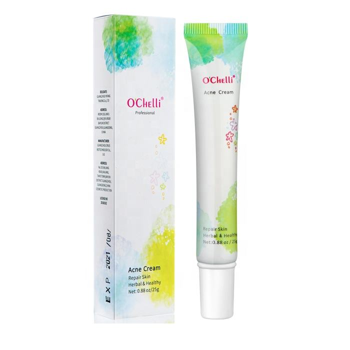 Oil Control One Day Can See Effect Best Quality Acne Cream Korea