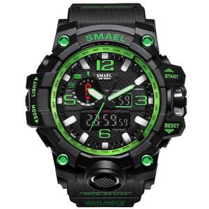 SMAEL Top Brand Luxury LED Digital Watch Boys Military Sport Style Wristwatches