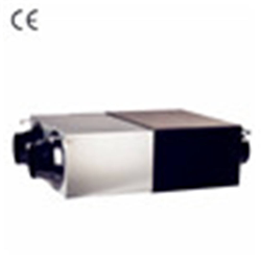 Roof Mechanical Exhaust Hvac Heat Recovery Fresh Air Handling Recuperator Ventilation System Unit