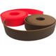 custom pet product polyester pvc coated webbing belt 1 inch Nylon or custom size webbing sling