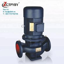 Electric vertical centrifugal inline hot sea water pump motor high pressure long distance transfer jet booster pump cost list
