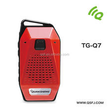 handheld tour guide two way radio