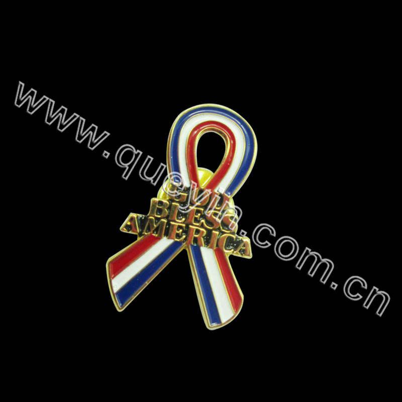 Sw-kq001 in metallo smaltato colore personalizzato ospedale badge