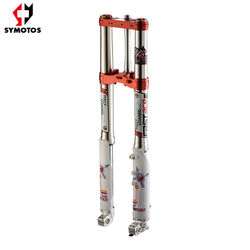 dirt bike parts,900mm CNC dirt bike front forks for sale