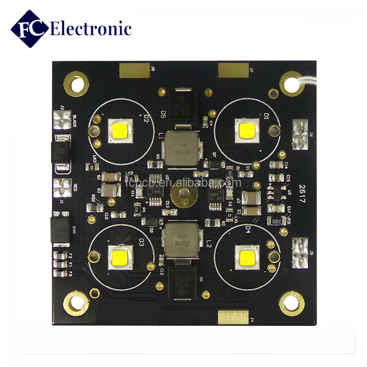 Shenzhen pcb led fabrikant in China, led-straatverlichting mcpcb <span class=keywords><strong>pcba</strong></span> montage met smt