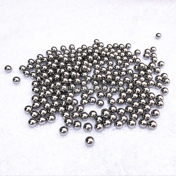 QTY 50 2.5mm Loose Bearing Ball SS304 304 Stainless Steel Bearings Balls