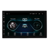 Universal Android Radio 8.1 System 7 Inch 2 Din Car Player GPS Navigation With WIFI Bluetooth AM/FM MIrror Link