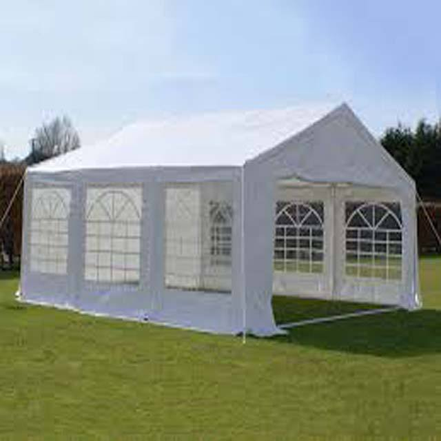 3x6m pvc supplier large small outdoor wedding exhibition tent for trade show