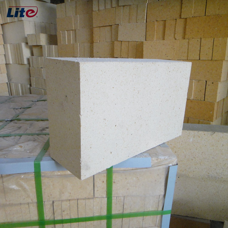 High temperature alumina refractory brick used in blast furnace