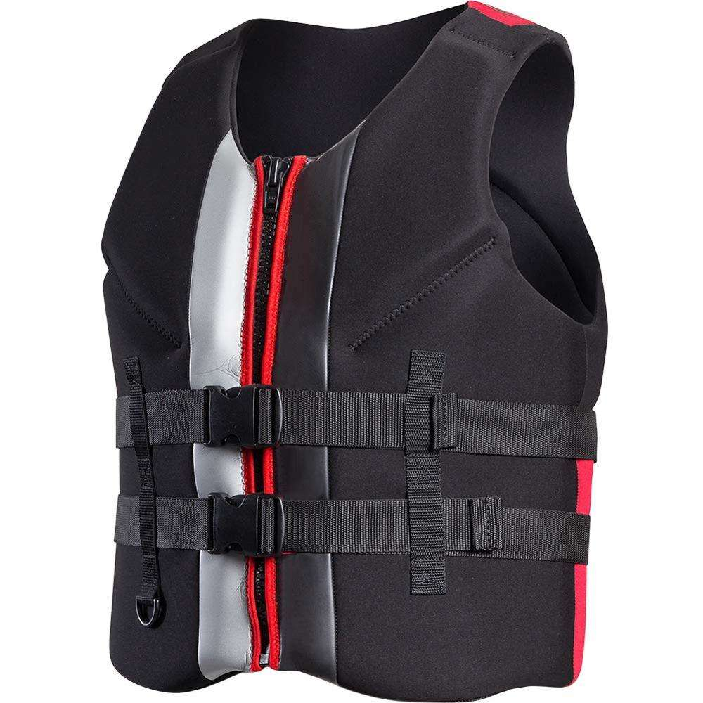 Wholesale Safety Sports Munti-function Good Quality Custom Neoprene Adult Life Vest