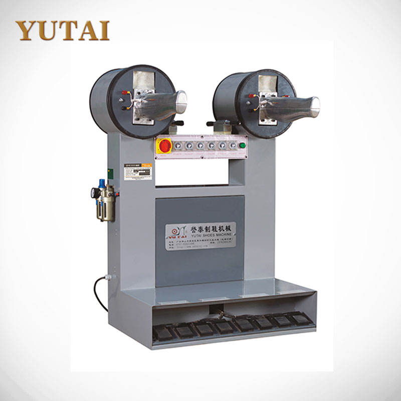 YT-580 Shoemaking Equipment Bootleg Flattening Machine
