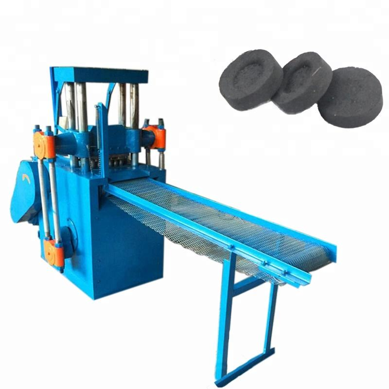 Honeycomb coal\charcoal dust Ball Coal Briquetting Machine