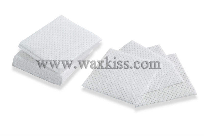 Disposable nail wipe/nail cotton wipe