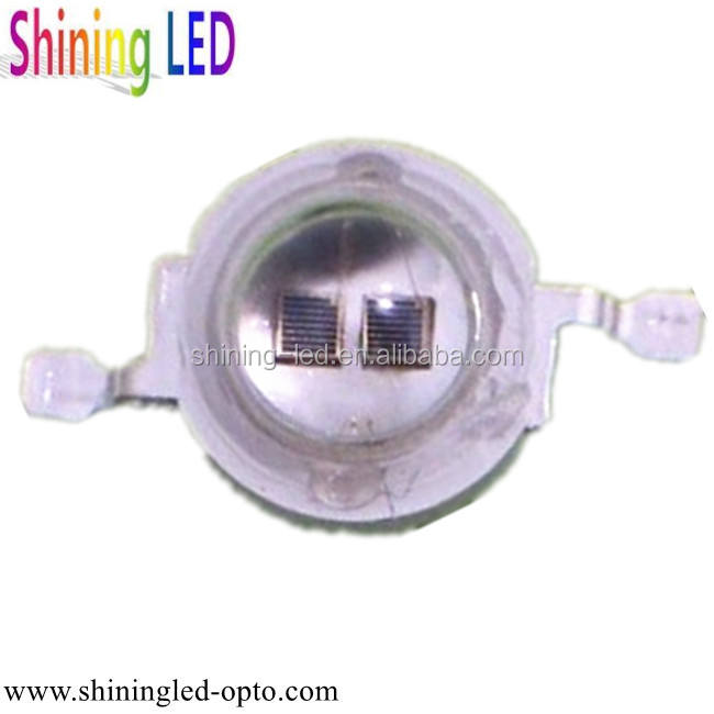 Invisible Light Epileds Chip Infrared 5W 940nm High Power IR LED Dual Chips