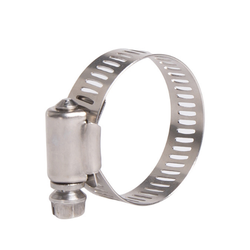 12.7 mm Band Stainless Steel American Type Spring Hose Clamps