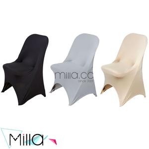 fundas para sillas plegables colores | Fundas plegables para sillas de boda baratas