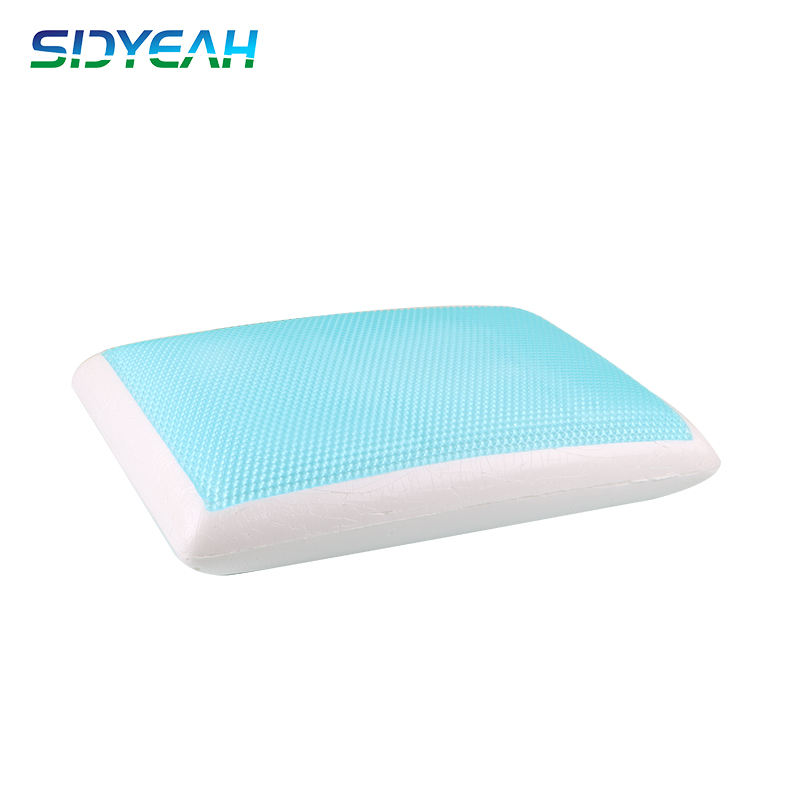Viscoelastic Moulded Memory Foam Multifunctional Pillow