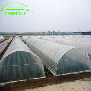 Tunnel greenhouse accessories