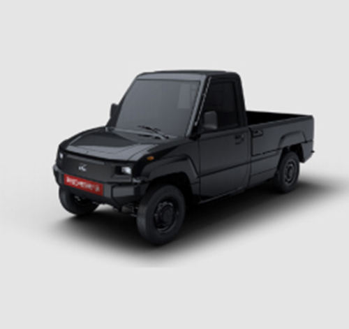 high performance cheaper electric pickup truck with EEC certification for delivery ,electric car