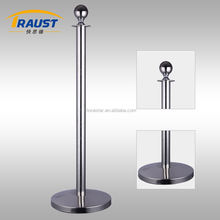 Promotional Price Big Sale Crowd Control Post And Rope