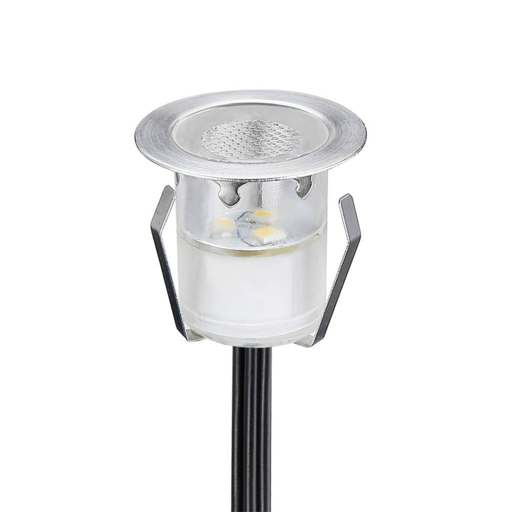 SC-B110 Deck Light 12v IP67 Waterproof Buried Lamps Outside Recessed Stair Underground Lamp