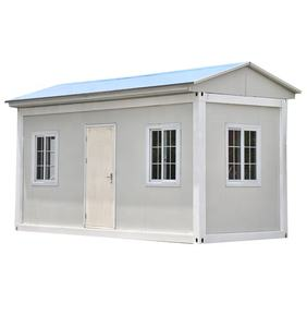 Modular Kit Mini Livingroom Flat Pack Home 20ft Prefab Container House China